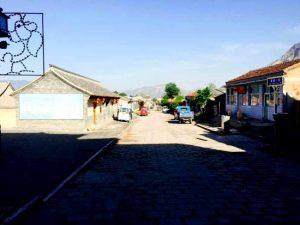 鶏鳴驛古城